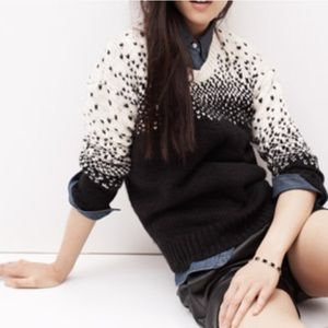 Madewell wool blend sweater